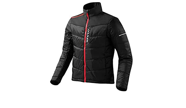 REVIT - Chaqueta Solar - Talla - L - Color - Negro: Amazon.es: Coche y moto