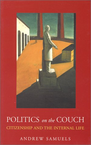 Politics on the Couch: Citizenship and the Internal Life pdf epub