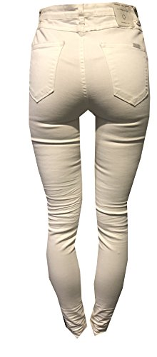 Blanc Blanc Jeans of Circle cigne Trust Femme F16Iq