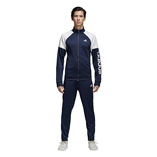 Trainingsanzug Herren Marker Adidas Mts Blau Pes wOn0kP