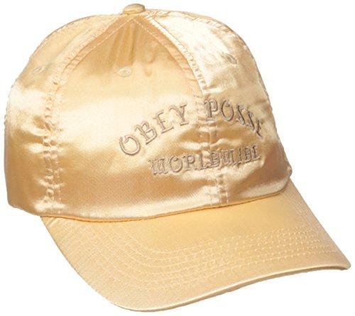 Obey Women's Midtown Hat, Summer Peach, O/S - Obey Women Hat