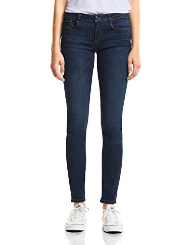 One Blau Wash Blue Street Jean Slim 11519 Clean Femme d70nxW1WP