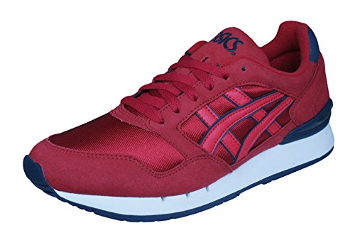 Red Trainers Shoes Atlantis 6 Running Unisex ASICS Gel 5 Ix4pwqYYTn