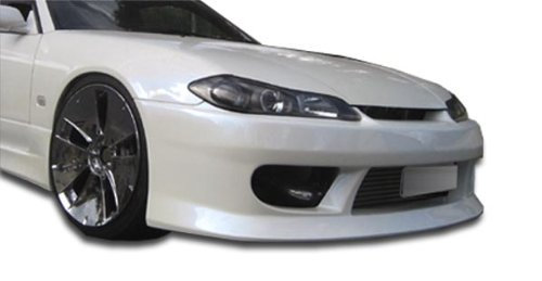 Duraflex ED-VMK-102 Silvia S15 Conversion V-Speed Kit - 4 Piece Body Kit - Compatible For Nissan 240SX 1989-1994