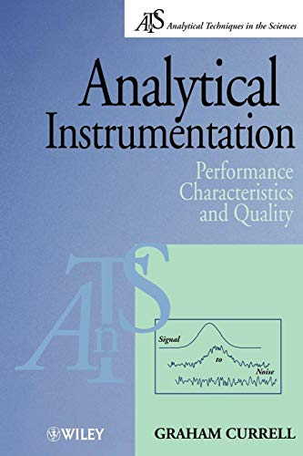 (Analytical Instrumentation: Performance Characteristics and Quality)