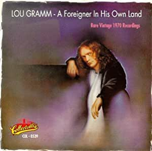 Foreigner in His Own Land: Early Years
