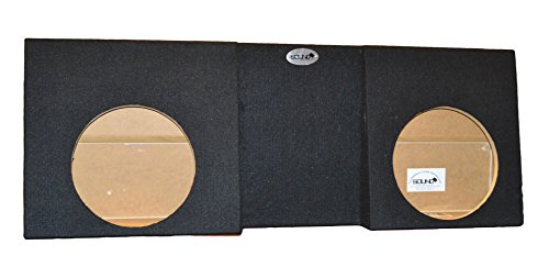 SoundBox Tacoma Double Cab 2005-2018 Dual 12″ Subwoofer Enclosure Sub Box