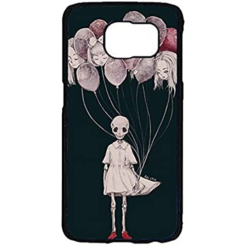 Samsung Galaxy S7 Phone Case Skull Tattoo Cover Case High Quality Design Snap on Samsung Galaxy S7 Back Case Sales