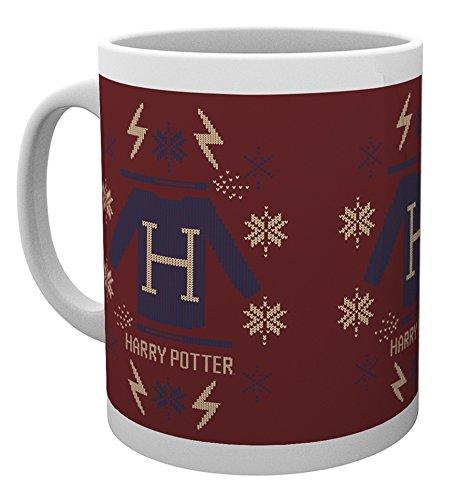 GB Eye, Harry Potter, Xmas Jumper, Tasse MG1977
