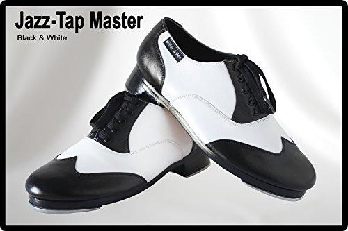 Miller & Ben Steppschuhe Jazz-Tap Master;