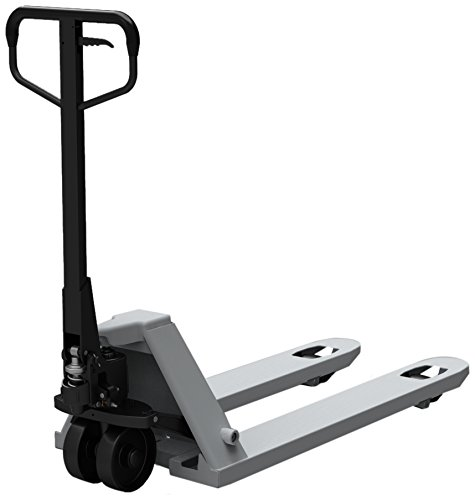 TRI Global Pallet Jack, 5500-Pound Capacity, 27-Inch by 48-Inch Fork by TRI Global
