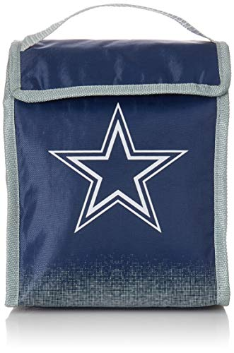 Dallas Cowboys Gradient Lunch Bag
