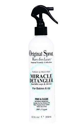 Top 10 best original sprout miracle detangler 12 oz
