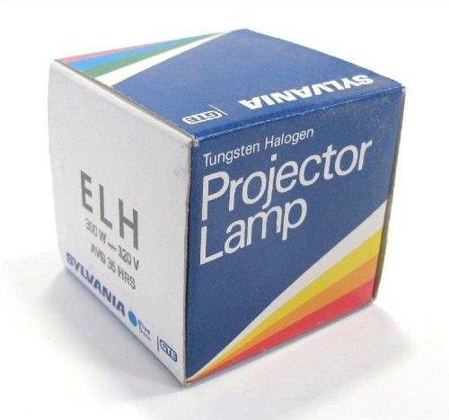 OSRAM 93518 ELH 300W 120V ELH 300W/120V, Medical Halogen-Lamp