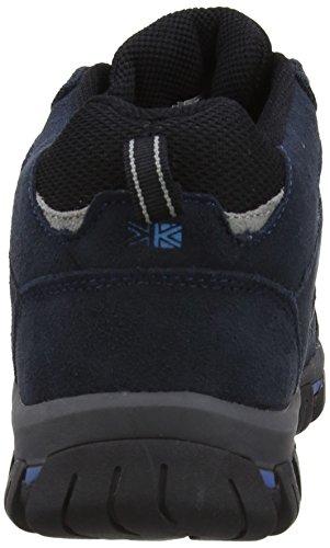 Chaussures Homme Bleu Karrimor Bodmin Hautes De Weathertite Iv navy Randonnée Mid nqIR61Tp