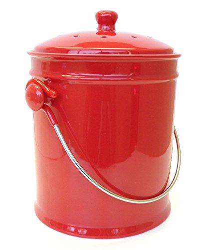 Ceramic Tea Bag Storage Container - 4