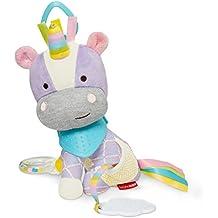 Skip Hop Bandana Buddies Soft Activity Toy, Unicorn