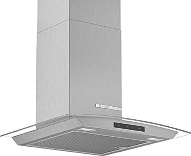 Bosch Serie 4 DWA66DM50 - Campana (600 m³/h, Canalizado, A, A, B, 59 dB): Amazon.es: Grandes electrodomésticos