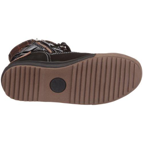 Kanz 1040968 Schuh Girls Fashionboot, Mädchen Stiefel Braun/Safari