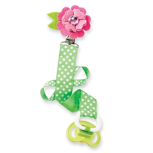 Mud Pie Pacy Dotted Flower