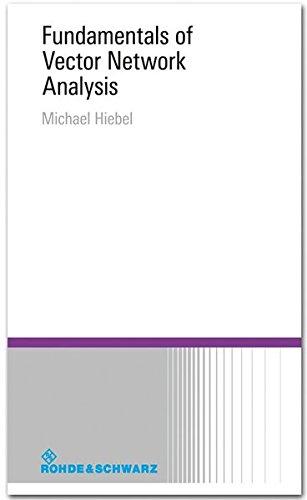 Fundamentals of Vector Network Analysis
