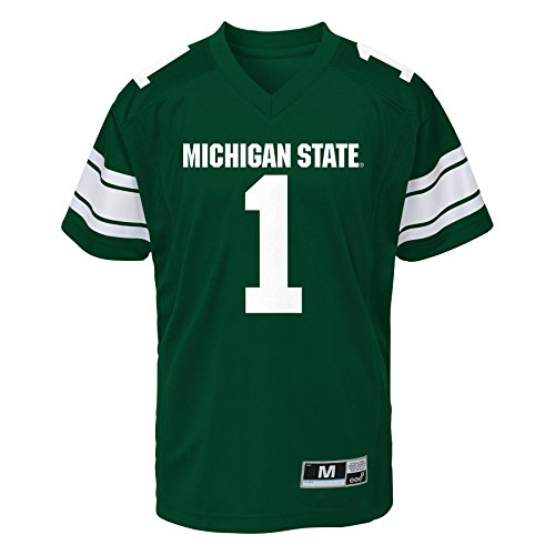 Green Ncaa Football Jersey - 2