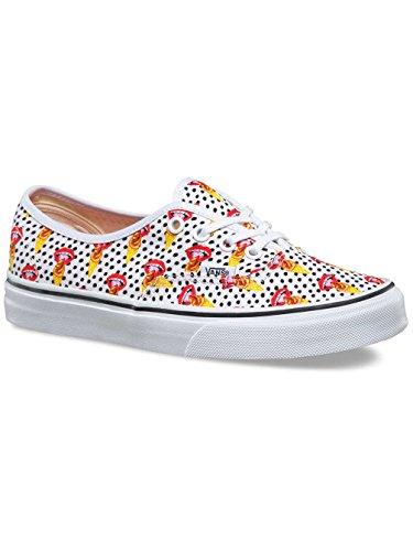 White Adults' I Sneakers Slim Low Authentic Unisex Top True Vans Scream wWR1qHv4t
