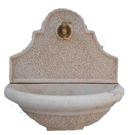 Fontana Da Giardino Fontane Esterno Sassolini A Parete Art 12