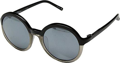 3.1 Phillip Lim Women's PL173C6SUN Black/Grey Glitter/Gunmetal - 3.1 Eyewear Lim Phillip
