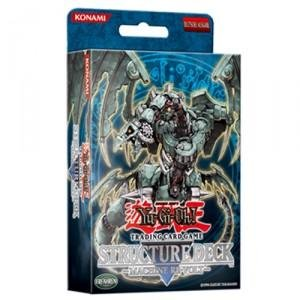 YuGiOh Machine Re-Volt 1st Edition Structure Deck - English [Toy]