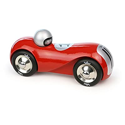 Vilac Speedster Race Car Toy, Red : Push And Pull Baby Toys : Baby