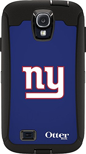 OtterBox Defender Series for Samsung Galaxy S4 - Bulk Packaging - NFL Giants (Case Only)