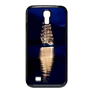 Chaap And High Quality Phone Case For SamSung Galaxy S4 Case -Sea Star And Sea Dragon Pattern-LiShuangD Store Case 19
