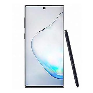 "Samsung Galaxy Note 10 SM-N970F/DS 256GB 8GB RAM (Factory Unlocked) 6.3"" (GSM ONLY, No CDMA) - International Version (Aura Black)"