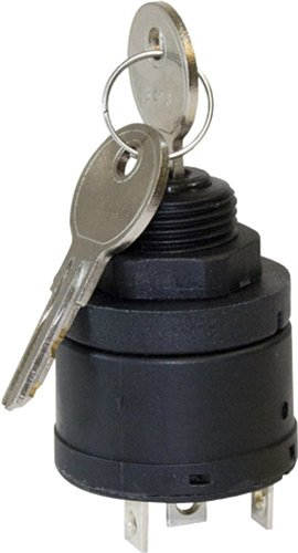 Seasense Ignition Starter Switch-Push To Choke