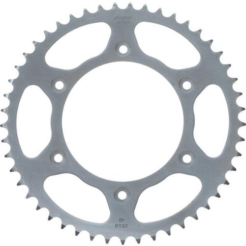 Sunstar Honda Sprockets - Sunstar Rear Sprocket 45T Steel for Honda CR CRF XR 60 70 80