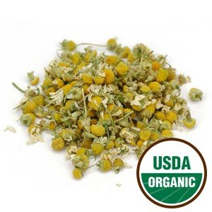 Chamomile Flower Wh Organic 4 Ounces by Starwest