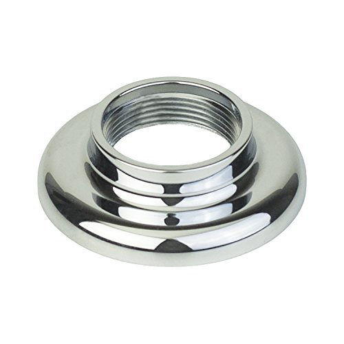 LASCO 03-1751 Price Pfister Shower Stall or Concealed Deck Faucet Flange, OEM #931-720, Chrome by LASCO