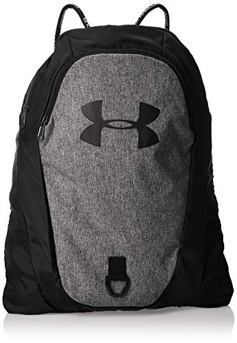 Under Armour Adult Undeniable 2.0 Sackpack , Black (003)/Black , One Size Fits All