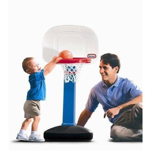 リトルタイクス イージースコア 子供用バスケットボールセット 612329 【並行輸入】 B004RCZF9S