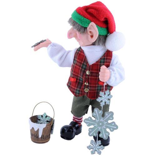 Griswald Snowflake Elf ()