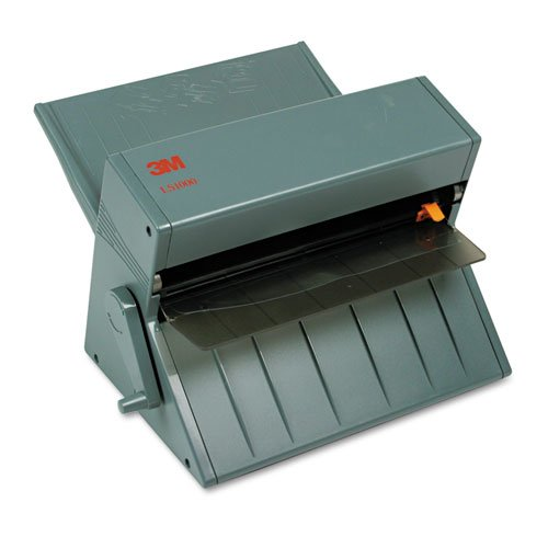 Heat-Free Laminating Machine, 12quot; Wide, 1/10quot; Maximu