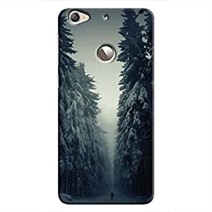 Cover It Up - Lonely Forest Le 1s Hard case