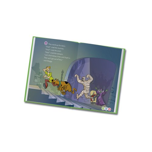LeapFrog LeapReader Book: Scooby-Doo! Shiny Spooky Knights (works with Tag) by LeapFrog (Image #6)