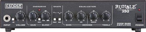 (Fender Rumble 350 Bass Amplifier Head)