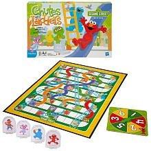 (Chutes and Ladders Sesame Street Sesame Street )