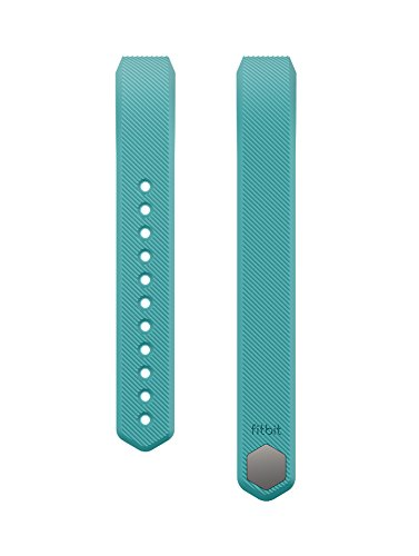 Fitbit Alta Classic Accessory Band, Teal Small