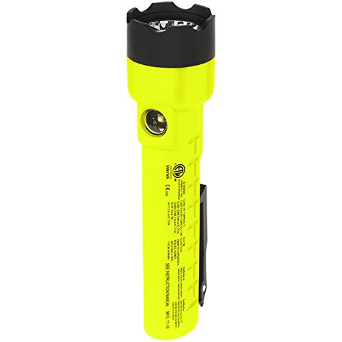 Nightstick XPP-5422GMX X-Series Intrinsically Safe Light Flashlight with Dual Magnets, Green/Black