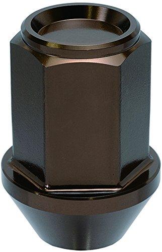 KYO-EI (協永産業) ホイールナット LEGGDURA RACING 【 M12 x P1.5 】 ブロンズ KIN16B B00OOQPQZ0 ブロンズ ブロンズ
