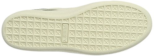 Whisper Femme Puma Metallic Vikky White Green Agave Sneakers D Platform Gold Basses wXvxrfXq1